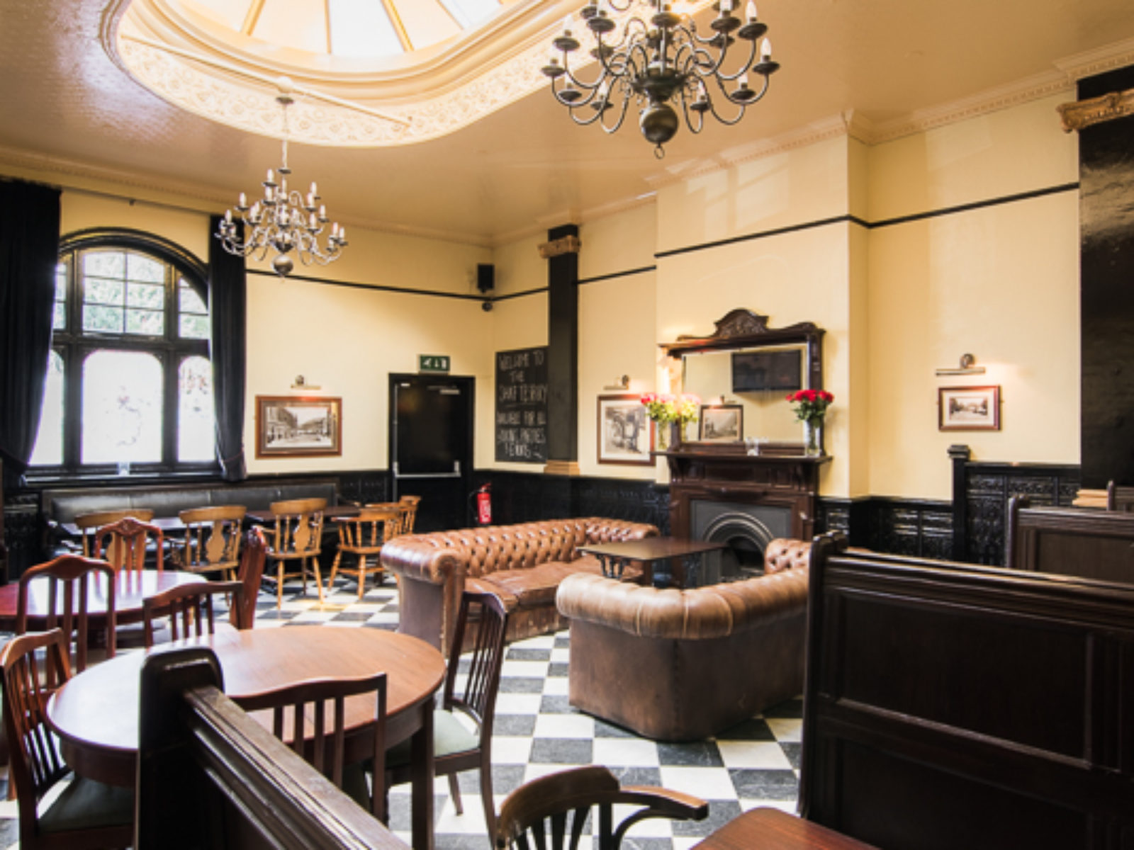 Shaftesbury Tavern Function Room