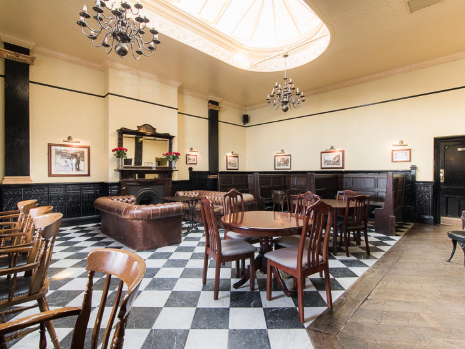 Shaftesbury Tavern Function Room