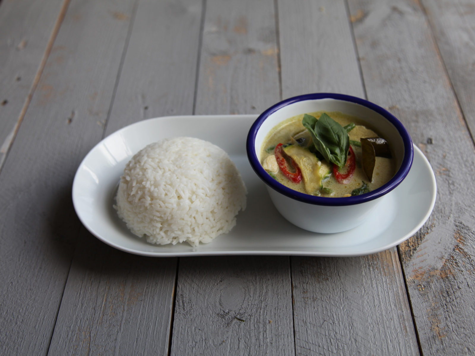 Sabai Green Curry