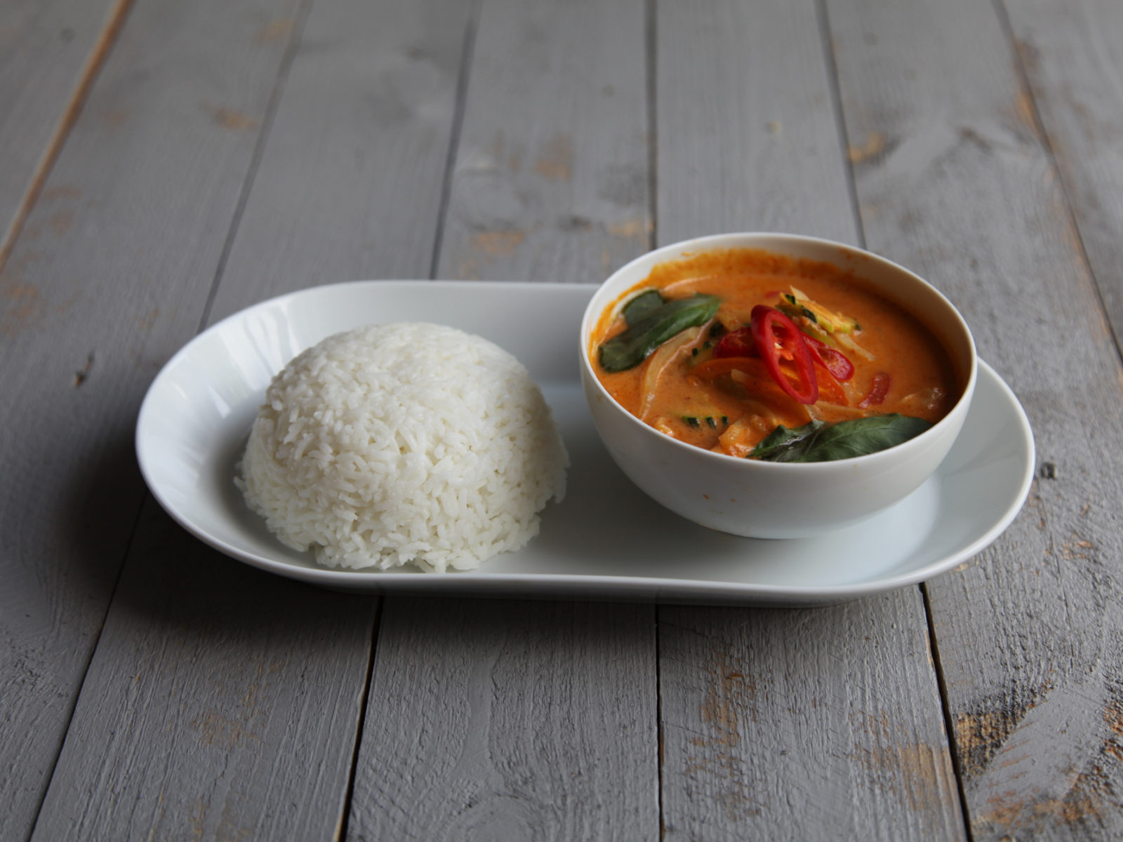 Sabai Red Curry