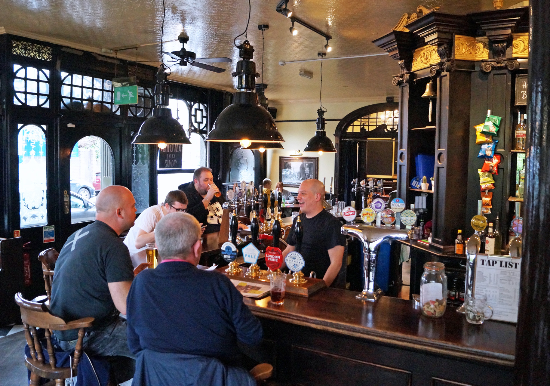 The Shaftesbury Tavern